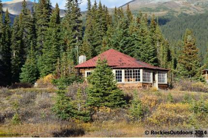 Num Ti Jah Lodge Cabin