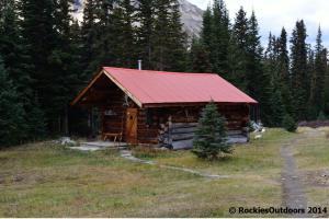 Skoki Cabin